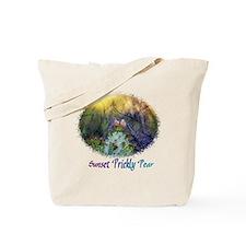 sunset prickly pear Tote Bag