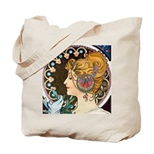 Btn Mucha Feather Tote Bag