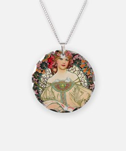 Pillow Mucha Champ Necklace