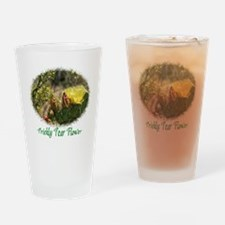 prickly pear Drinking Glass