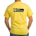 Poppy Yellow T-Shirt