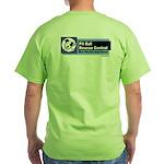 Poppy Green T-Shirt