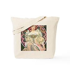 iPad Mucha FChamp Tote Bag