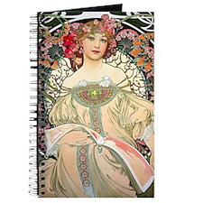 iPad Mucha FChamp Journal