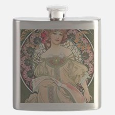 iPad Mucha FChamp Flask