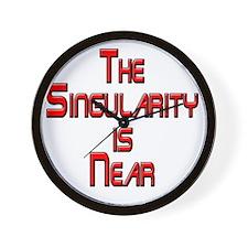 The Singularity is Near Wall Clock
