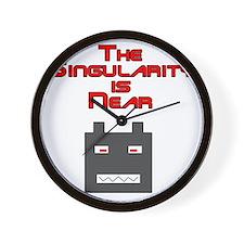 The Singularity is Near 2 Wall Clock