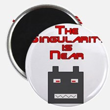 The Singularity is Near 2 Magnet