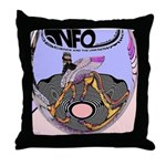 Phenomenal INFO on Ancient Mysteries Throw Pillow