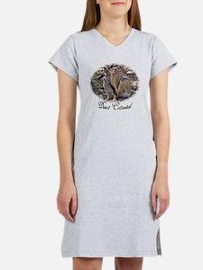 desert cottontail Women's Nightshirt