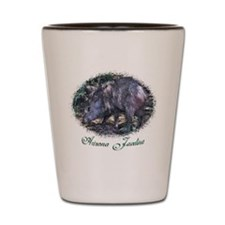 Arizona Javelina Shot Glass