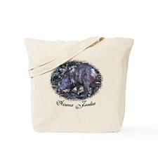 Arizona Javelina Tote Bag
