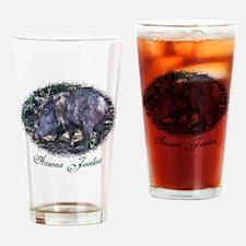 Arizona Javelina Drinking Glass