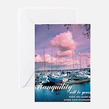 Sml_Poster_VERT_16x20_JAN_2012_TRANQ Greeting Card