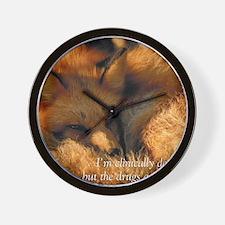 Sml_Poster_HORIZ_16x20_JAN_2012_FOX Wall Clock