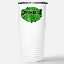 GILMAN HOUSE HOTEL Stainless Steel Travel Mug