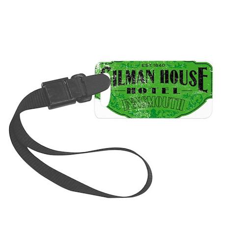 GILMAN HOUSE HOTEL Small Luggage Tag