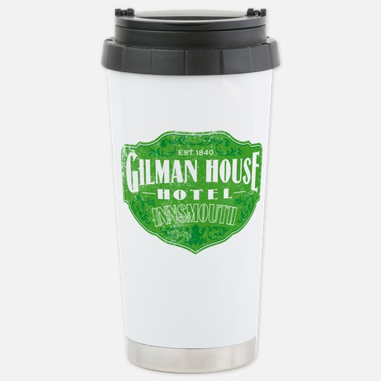GILMAN HOUSE HOTEL Stainless Steel Travel Mug