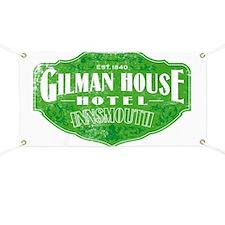 GILMAN HOUSE HOTEL Banner