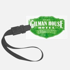 GILMAN HOUSE HOTEL Luggage Tag