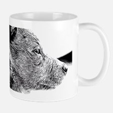 ACD Puppy Pondering Mugs