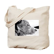 ACD Puppy Pondering Tote Bag