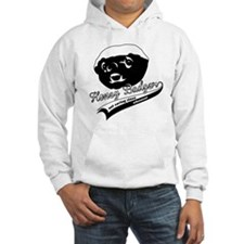 Honey Badger Design Hoodie