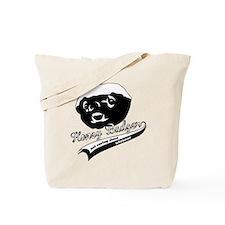 Honey Badger Design Tote Bag