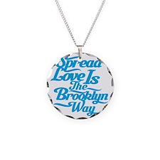 brooklynspreadloveBLUE Necklace