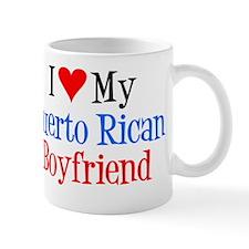 Love My Puerto Rican Boyfriend Mug