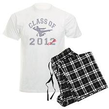 Class Of 2012 Kick Ass - Grey Pajamas