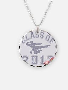 Class Of 2012 Kick Ass - Gre Necklace