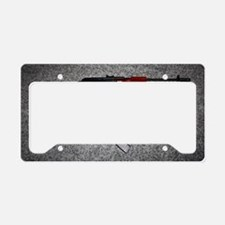B3AK 003 License Plate Holder