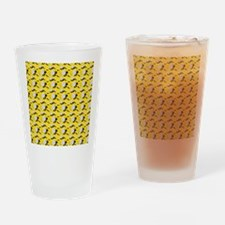 bumble bee Drinking Glass