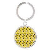 Bumble bee Keychains