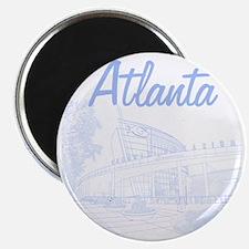 Atlanta_10x10_GeorgiaAqarium_LightBlue Magnet