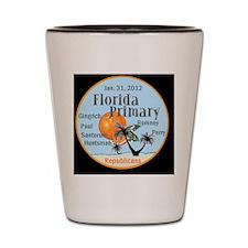 Florida Primary Shot Glass