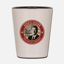 july11_reagan_conservative Shot Glass