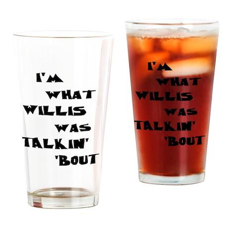 willis5 Drinking Glass