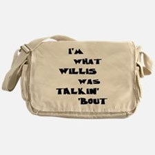 willis5 Messenger Bag