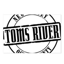 Toms River Title W Postcards (Package of 8)