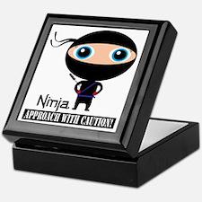 Boy-Ninja Keepsake Box