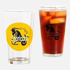 1capricorn Drinking Glass