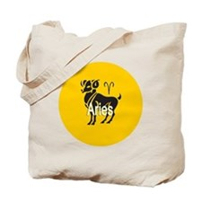 1aries Tote Bag
