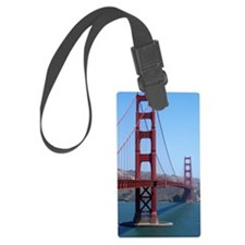 San Francisco Golden Gate Luggage Tag