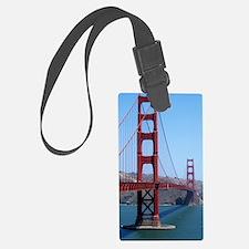 San Francisco Golden Gate Luggage Tag