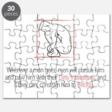 Dirty Institutions - Henry David Thoreau Puzzle