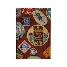 luggage_temp_ipad2_folio_cover Rectangle Magnet
