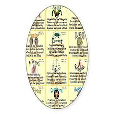 zodiac-journal Decal