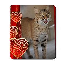 Isaac - Romantic Card Mousepad